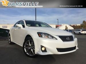Just Reduced !!! 2013 Lexus IS 250 Sport V6 AWD !!!