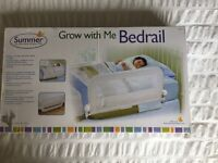 Summer - Grow with Me Bedrail