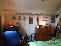 DOUBLE BED ROOM WITH WALK IN WARDROBE - looking for someone to over take my contract