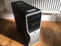 Dell Precision T5500 Xeon Quad Core 32GB RAM Workstation