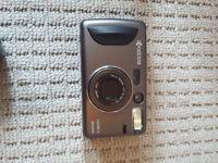 Kyocera Yashica T Zoom zoom 35 mm film camera