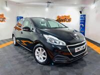 2017 PEUGEOT 208 ACTIVE 1.6 HDI ** EXCELLENT FINANCE PACKAGES AVAILABLE **