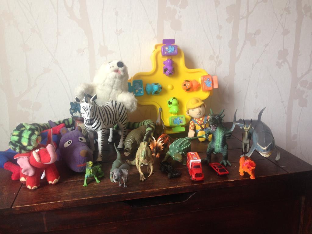 Kids toys bundle