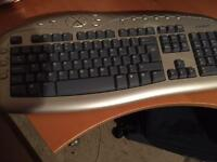 Wireless keyboard and mouse. SOLD