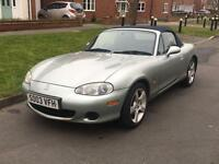 2003 Mazda MX-5 1.8 NEVADA Roadster