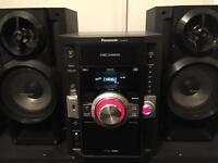 Panasonic Hi Fi Stereo System **£70.00 ONO**