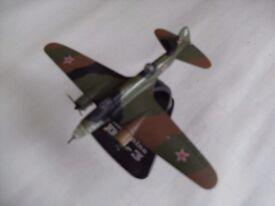 Atlas Editions 1:144 Die Cast Model llyushin IL-4 - Stalins Falcon