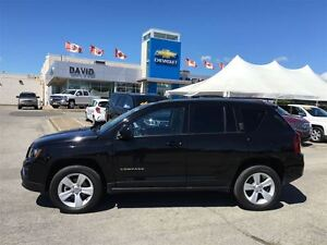 2015 Jeep Compass High Altitude 4WD, LEATHER SUNROOF!!