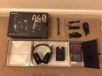 ASTRO A40 MIXAMP PRO black headset for PS4/PC/PS3 Dolby 7.1
