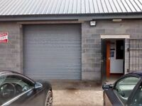 Light Industrial Unit To Let, Tetney, Near Grimsby. Possible Extra Yard Space Available.