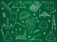 STAT & MATH Courses in any level- rate: 18$ (in French or En)