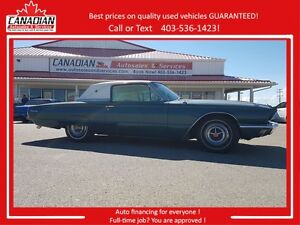 1966 Ford Thunderbird RARE 428 BIG BLOCK SURVIVOR VEHICLE!