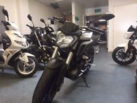 Yamaha MT 125 manual Street Fighter, Silver, 2015 Model, Good Condition, ** Finance Available**