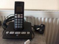 BT Edge 1500 cordless phone with answering machine