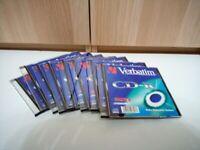Pack of CD-R (8)