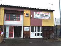 Open plan Office/Warehouse/Distribution center unit for rent in Enfield