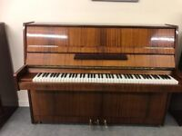Upright high gloss Hermann Myer Piano, FREE DELIVERY