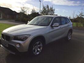 2011 BMW X1 18D SE FBSH P/EX WELCOME