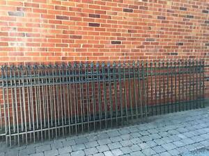 Oasis wrought Iron fencing