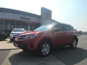 2014 Toyota RAV4 LE AWD/ 2 SET OF TIRES