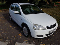 Vauxhall Corsa 1.7 cdti, Low mileage, cambelt replaced