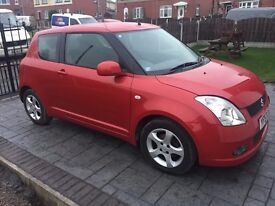 suzuki swift vvts 2007, 1.5 petrol , spares or repair, cat c