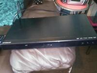 Polaroid DVD player with remote