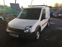 57 2007 ford transit connect ONE OWNER NEW CLUTCH NEW TYRES SIDE LOADER IN VGC ROOF RACK ANY TRIAL