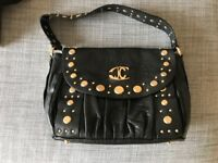 Roberto Cavalli Black Handbag - unwanted present. Open to offers.