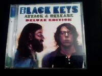 """Attack & Release """"Deluxe Edition"""" CD Album by The Black Keys."""