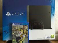 **BRAND NEW** PS4 console sealed with FIFA 17 sealed