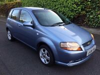 2006 CHEVROLET KALOS SX AUTOMATIC . 1.4 CC 5 DOOR