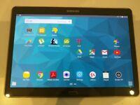Samsung Galaxy Tab S 10.5 WiFi 16GB + OtterBox Defender Case