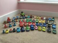 55 x Disney Cars die cast bundle