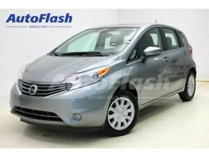 2015 Nissan Versa Note SV *Bluetooth* Cruise *A/C* Gr.Electrique