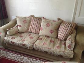 3/4 seater sofa