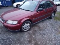 1996 HONDA CIVIC 1.6 VTECH..AUTOMATIC..LONG MOT..LOW MILES