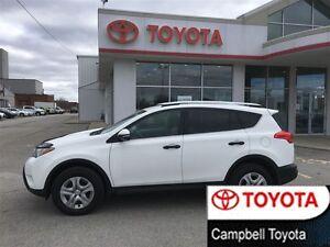 2013 Toyota RAV4 LE AWD--1 PRICE--NO HASSLE BUYING