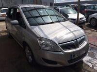Vauxhall Zafira 1.9 CDTi Active 5dr£3,440 p/x welcome FREE WARRANTY. NEW MOT