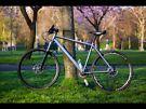 "Marin Pine Bike, 19"" size, 27 Speeds, Hydraulic Brakes, Mint condition."