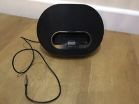 Philips docking speaker