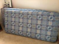 2 new single mattresses