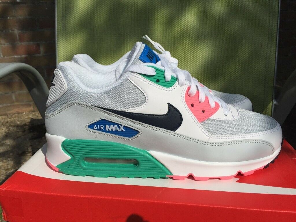 best website 31ec8 1f893 New with box mens size 9 nike air max 90 trainers. Watermelon colourway |  in Coulsdon, London | Gumtree