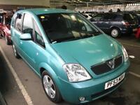 Vauxhall meriva 2004. Mot. Tax. 1.4. P glass