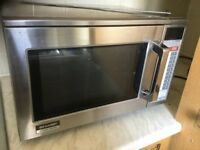 COMMERCIAL MICROWAVE OVEN IN PERFECT WORKING ORDER