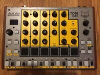 Akai Tom Cat analogue drum machine