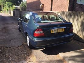 Cheap Honda Civic (1999) - Drives superb with MOT - only £350 ono