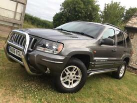 "Jeep Cherokee 2005"" Facelift 4x4 turbo diesel, px welcome"