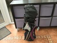 Kids USKG Golf Clubs UL 54