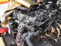 Complete Engine (Vauxhall Corsa sxi engine)